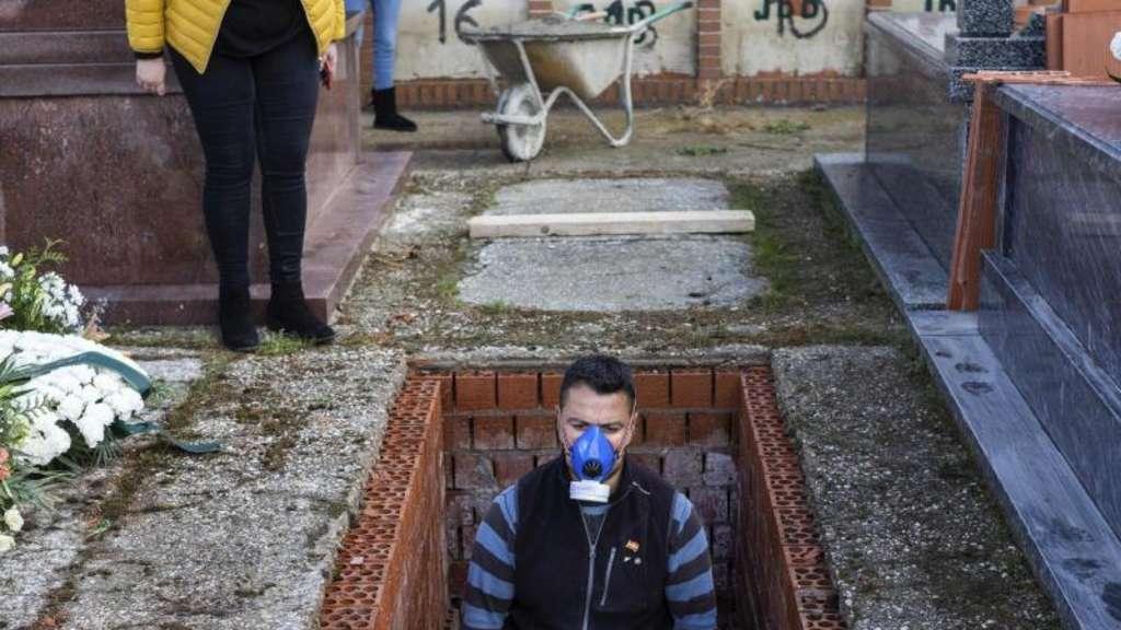 Tote In Spanien Corona