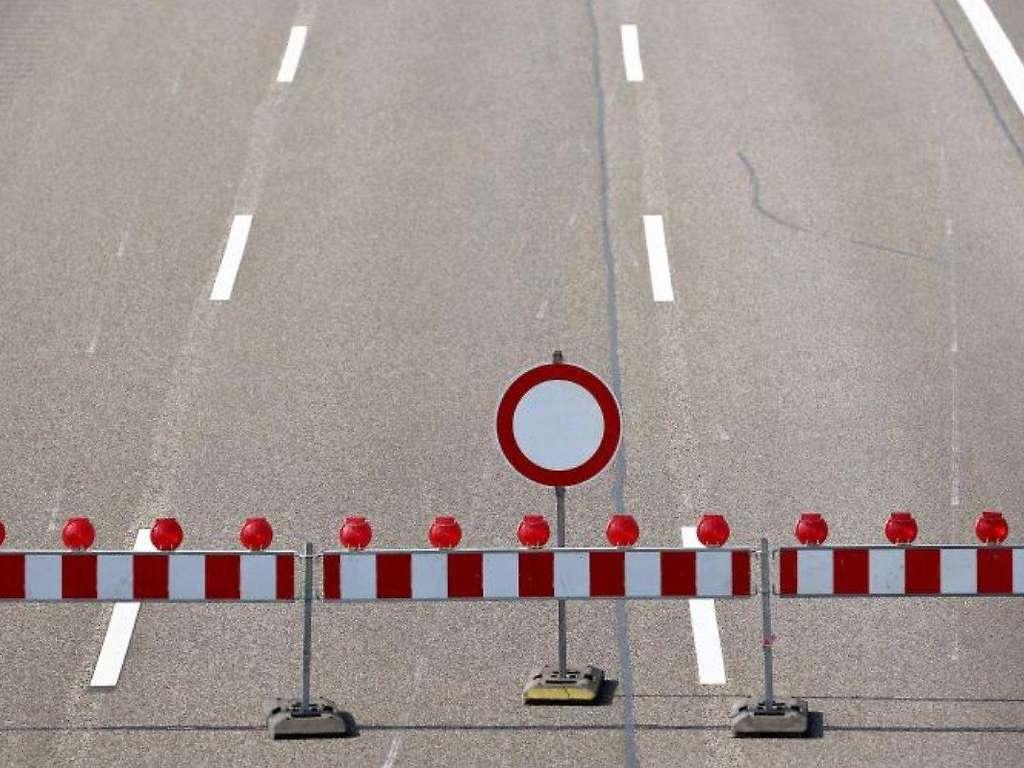Autobahn Sperrung Heute