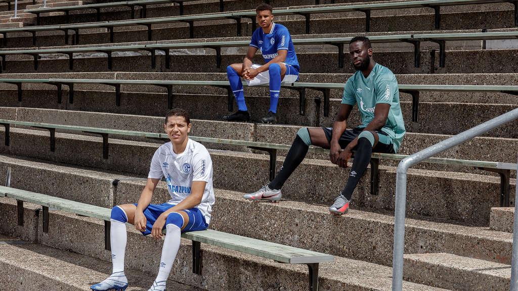 Schalke Hamburg 2021