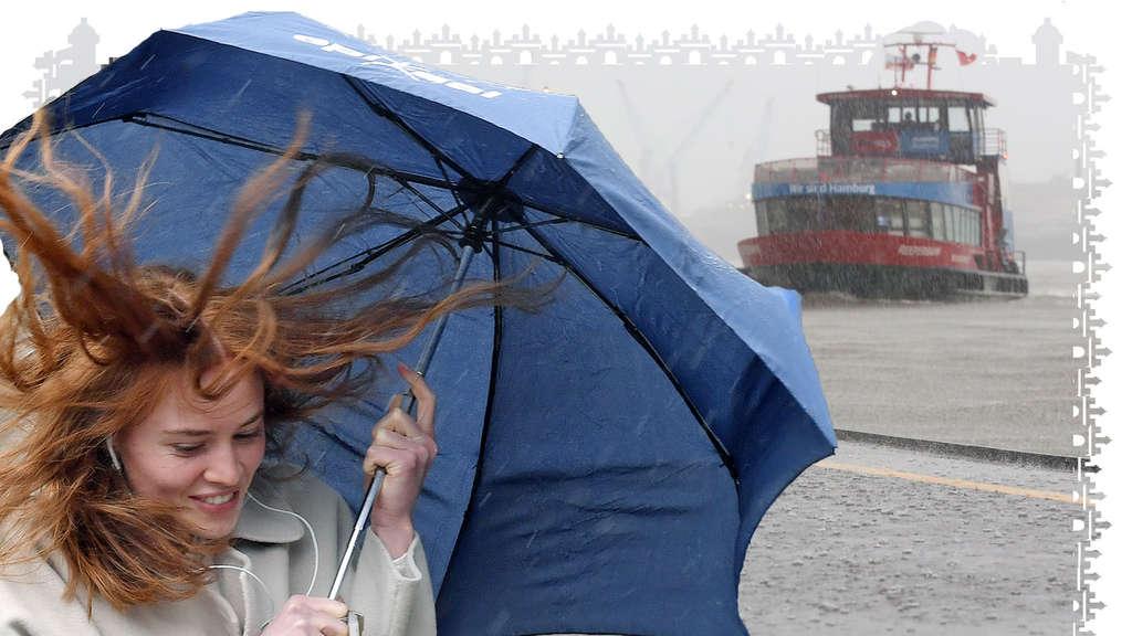 Wetter Für Hamburg