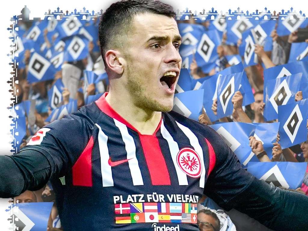 Hamburger SV: Millionen für HSV dank Filip Kostic - Verlässt Serbe  Eintracht Frankfurt?