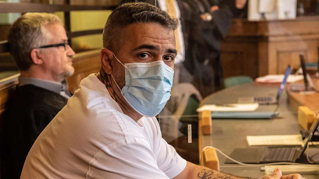Abou Chaker Festnahme