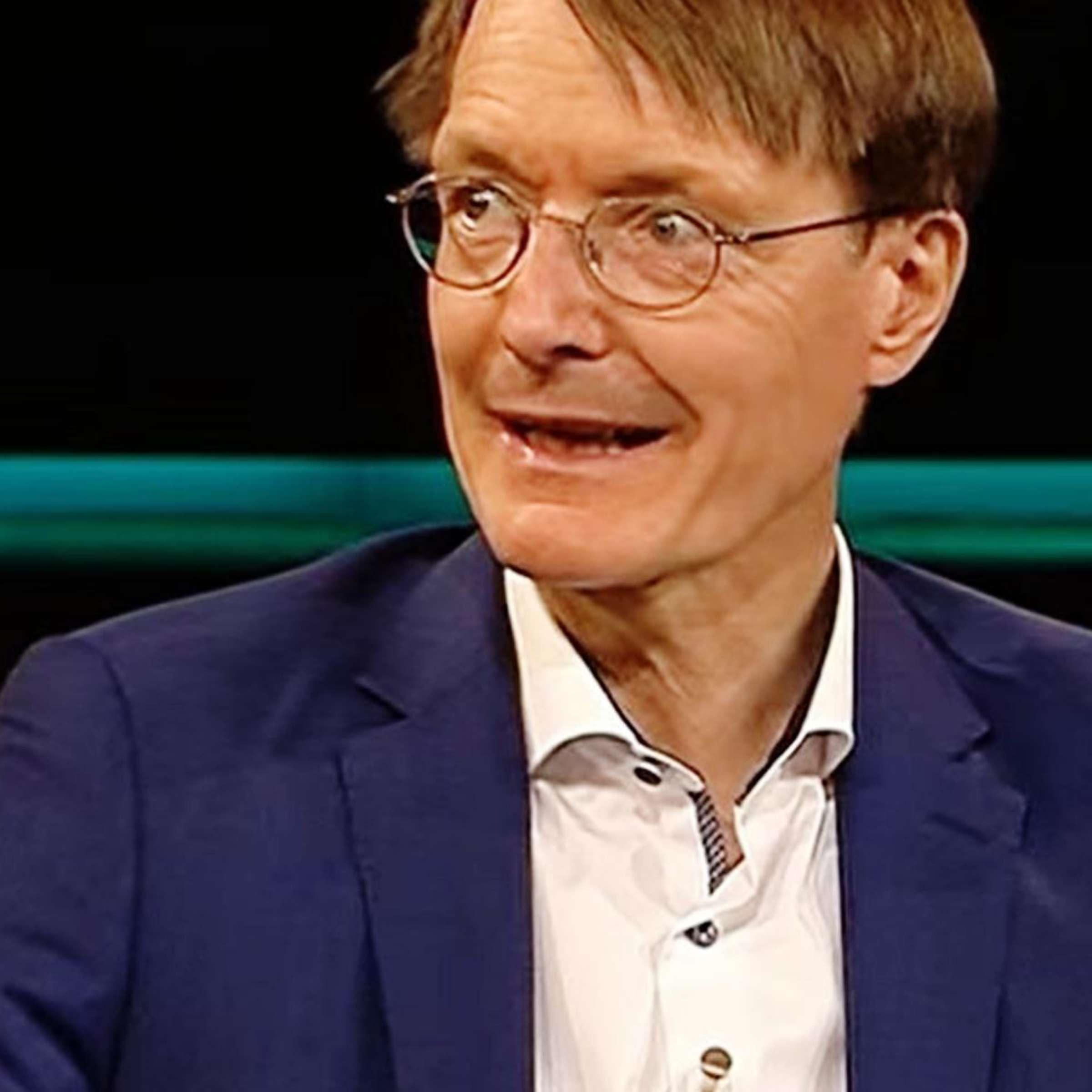 Markus Lanz Zdf Spd Politiker Karl Lauterbach Ubt Kritik An Coronavirus Regeln Wir Laufen Der Pandemie Hinterher Vip