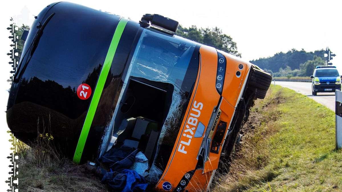 Unfall A24 Heute Richtung Hamburg