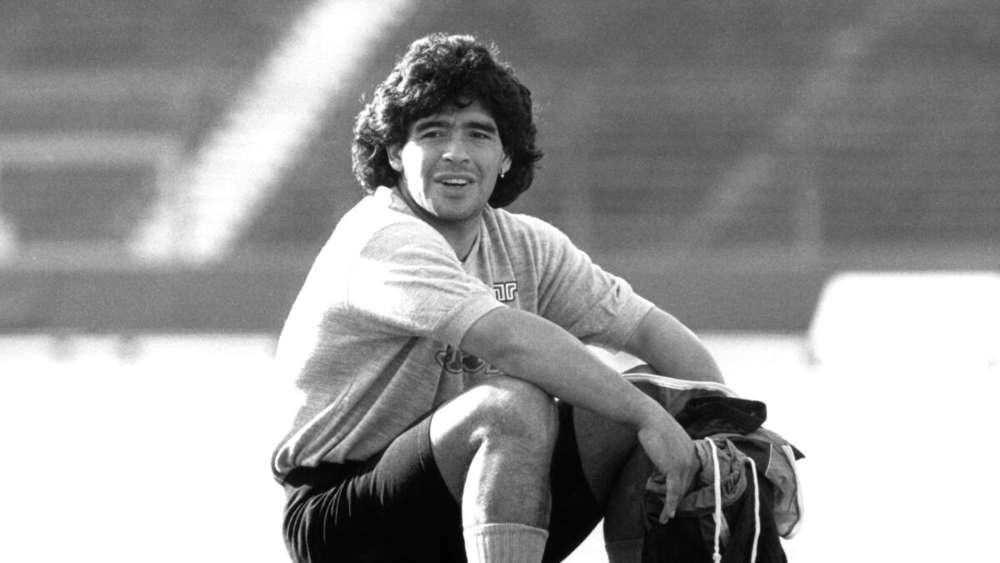 Maradona Krankheit