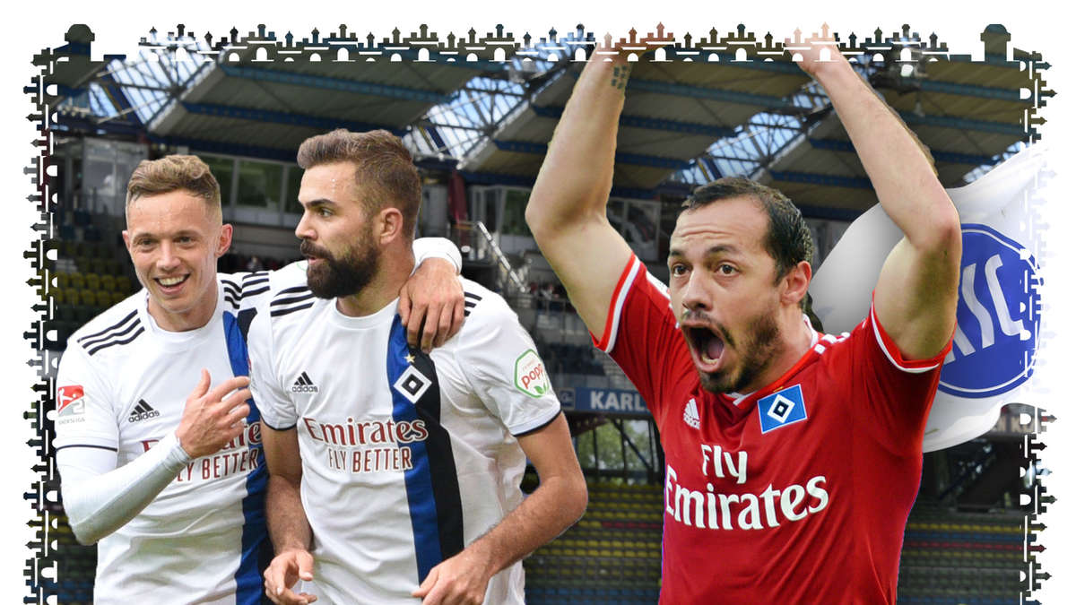 Hsv Gegen Karlsruhe