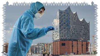 Coronavirus Hamburg Ticker