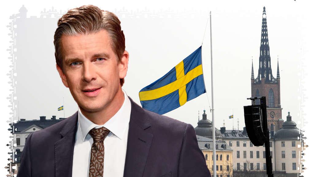 Einwohner Schweden 2021